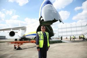 Dmitriy Antonov, Chief Pilot, ANTONOV Airlines
