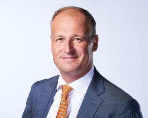 Jonas van Stekelenburg, Cargo Director Amsterdam Airport Schiphol