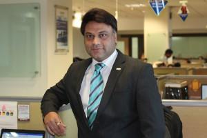 Amar More, Director, Kale Logistics