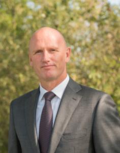 Sebastiaan Scholte, TIACA Chairman