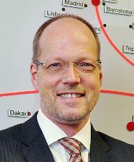 Henrik Ambak, Senior Vice President, Cargo Operations Worldwide, Emirates SkyCargo