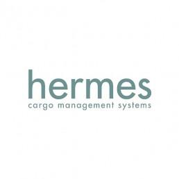 Hermes Cargo Management Systems Logo Technology PR