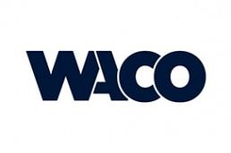 The WACO System Logo B2B PR
