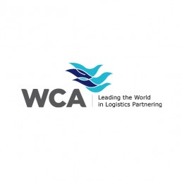 WCA Logo finance PR