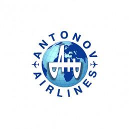 Antonov Airlines Logo Supply Chain PR