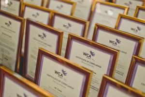 WCA_Pharma_Compliance_Certificates