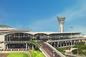 Hyderabad International Airport (HYD), India