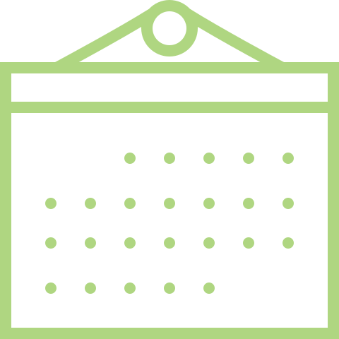 Graphics calendar Logistics PR