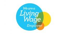 Living Wage Employer Logo B2B PR