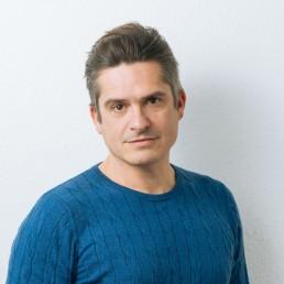 Portrait of Julian Pryke COO Fintech PR