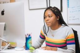 Ebele Nwakude Executive Assistant Sustainability PR