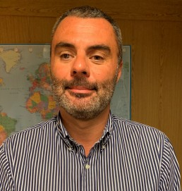 Portrait of Ctirad Emody, CEO CHS Transport