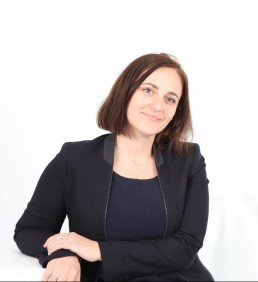 """""""I am passionate about sustainability in its broader sense and believe that sustainably-minded companies will perform better than average,"""" said Celine Hourcade, Project Manager TIACA"""