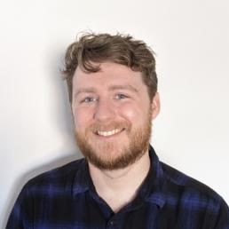 Portrait of Alex Roberts Account Manager Logistics PR