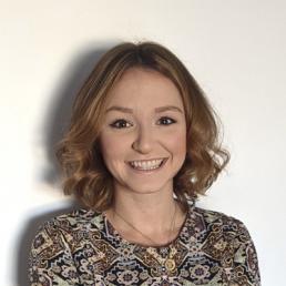 Portrait of Gemma Price Account Manager B2B PR