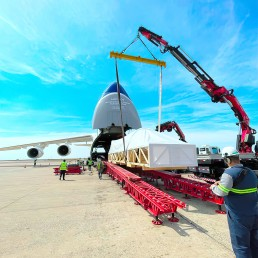 Antonov Airlines Supply Chain PR