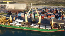 aal shipping project cargo pr