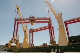 AAL Pusan RTG Crane B2B PR
