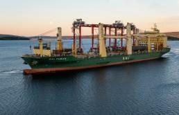 AAL Pusan Vessel Logistics PR