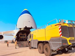 antonov airlines project cargo pr