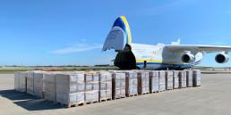 antonov airlines logistics pr