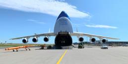 AN-225 supply chain pr