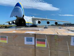 AN-225 logistics pr