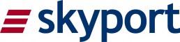 Skyport Logo logistics PR supply PR