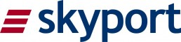 Skyport logo