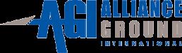 AGI logo, logistics PR