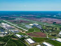 Huntsville airport logistics pr