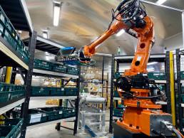 koolbotic robot supply chain pr