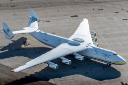 Antonov Airlines' AN-225