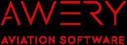 Awery Aviation Software Logo b2b pr