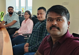 Hermes India product team
