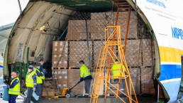 an-225 air cargo pr